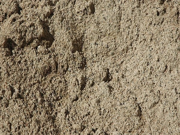 course washed river sand