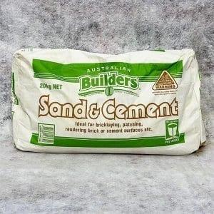 SandCement